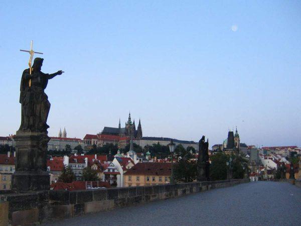 В Прагу на 10 дней