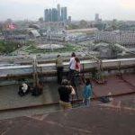 Экскурсии на крыши Москвы