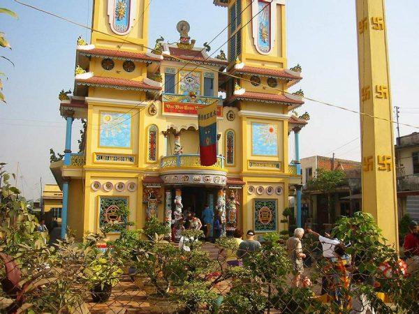 Храм Каодай