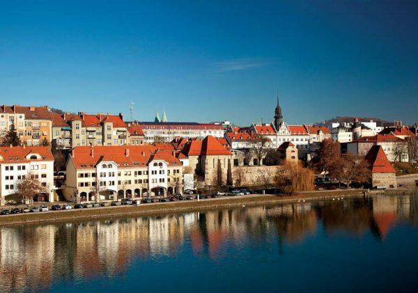Столица Словении Любляна