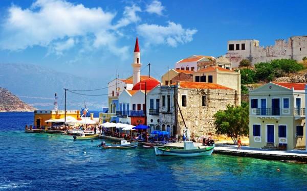 Автобусные туры в Грецию с отдыхом на море