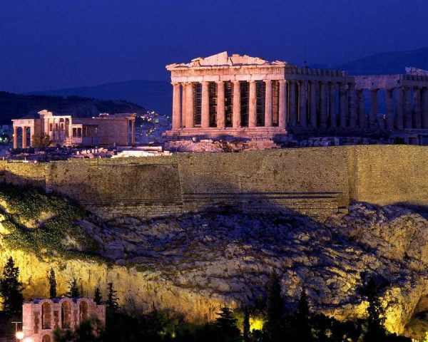 Активный отдых в Греции
