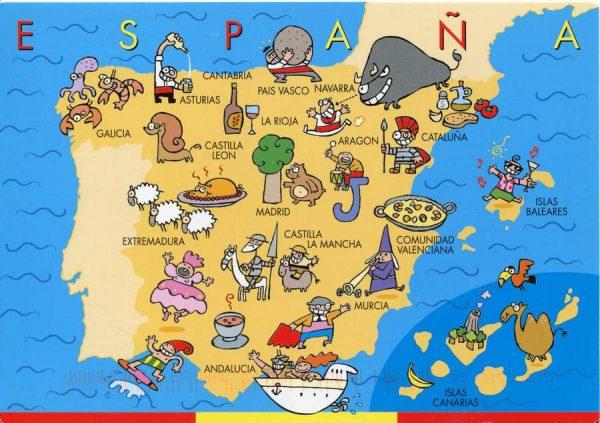 Испания - интересные факты