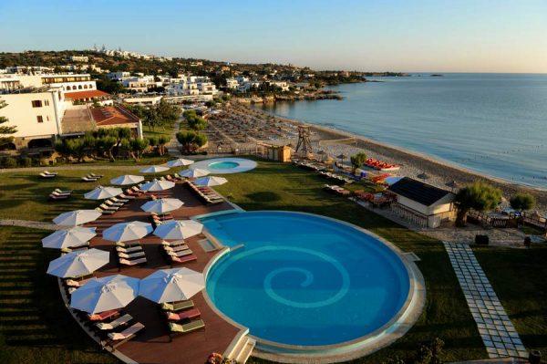 Лучшие отели Крита для детей