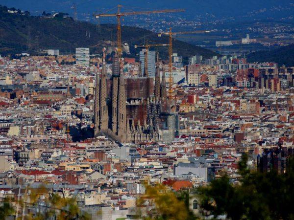 По улочкам Барселоны