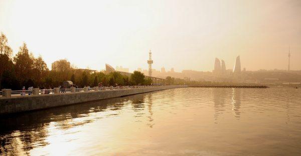 Путешествие в  удивительный Азербайджан