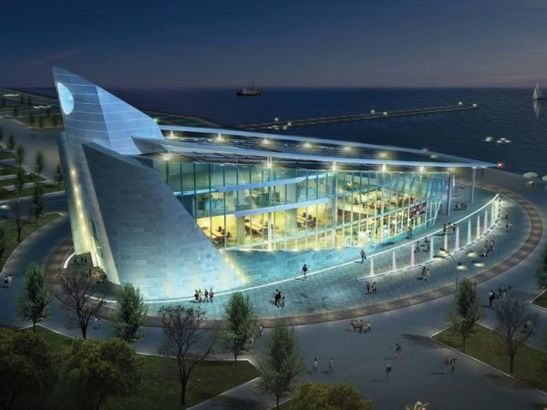 Азербайджан. Баку.