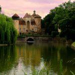 Франция. Путешествие по Бургундии