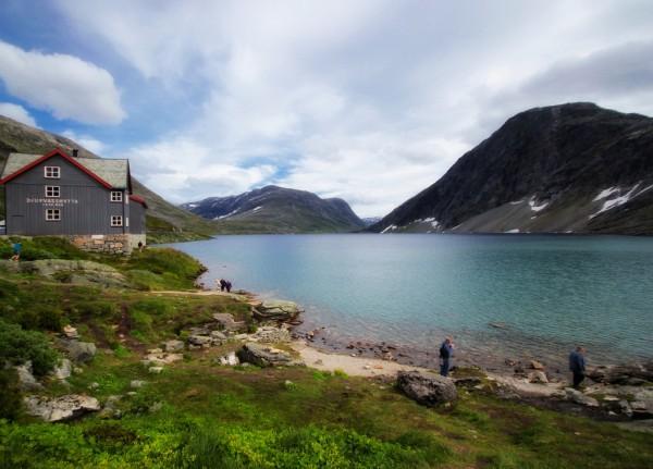 Норвежские фьорды (photo by clive777)