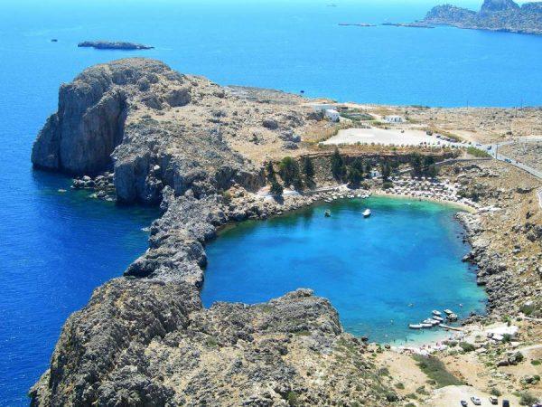 Курорты Греции. Описание