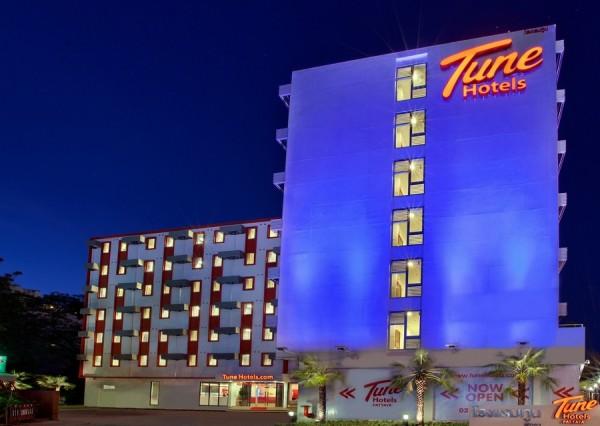 Отель Tune – Pattaya