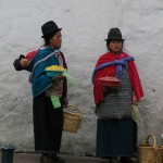 Кито - столица страны, где прячется золото инков