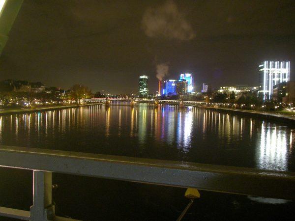 Мост через реку Майна