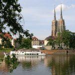 Вроцлав - один из самых красивых городов Польши.