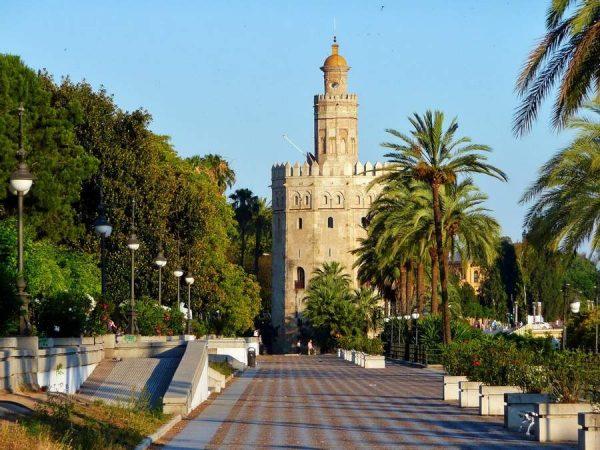Путешествие в Севилью