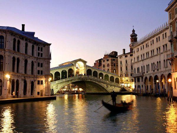 Пригороды Венеции