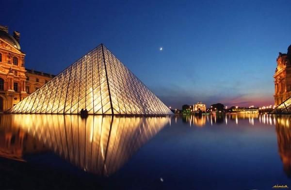 Виртуальное путешествие по Лувру
