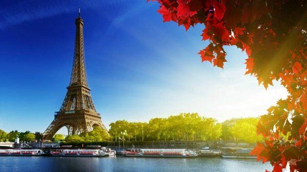 Туры выходного дня в Париж