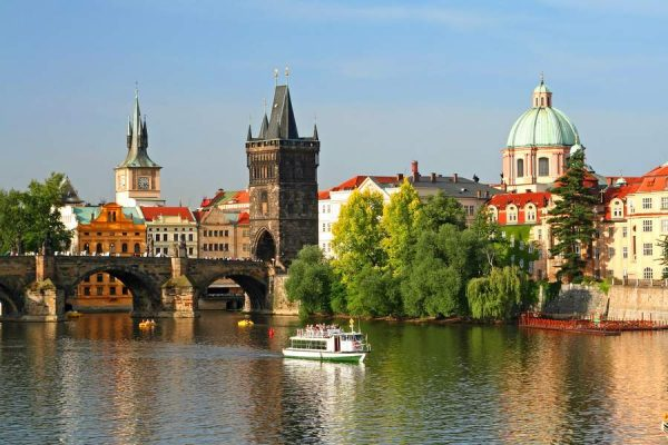 Туры выходного дня в Прагу