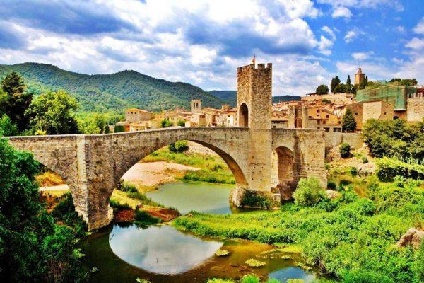 Испания. Жирона