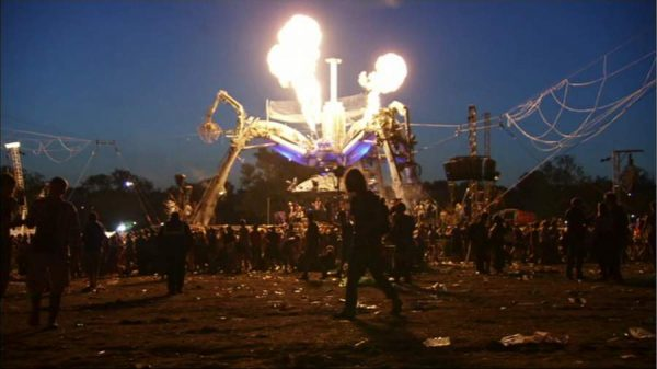 Гластонберийский фестиваль