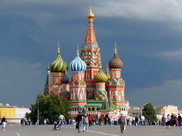 Бесплатные экскурсии по Москве в 2013