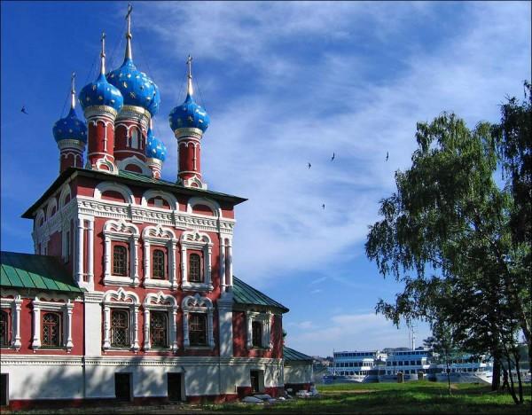 Автобусные туры по России из Москвы
