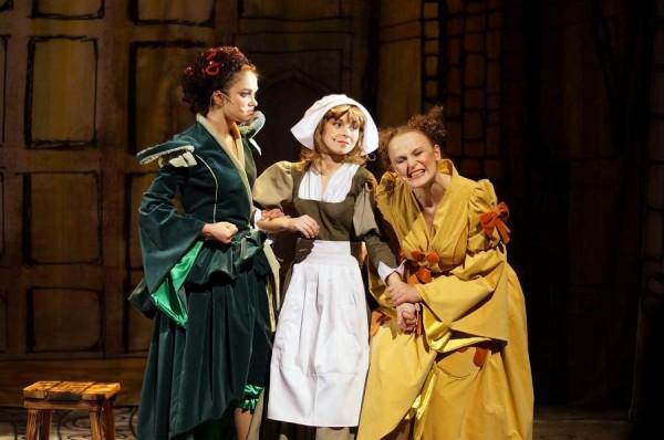 Детские спектакли в театрах Москвы