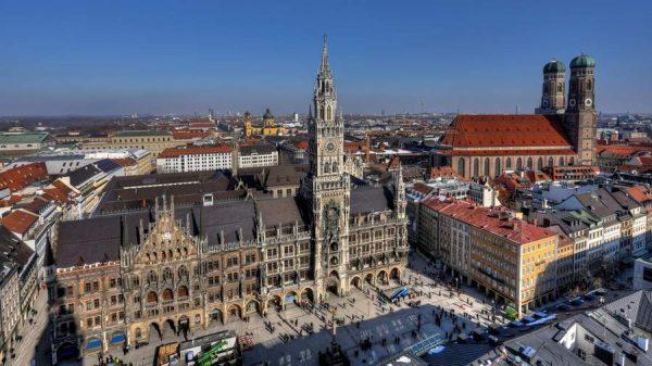Встреча и трансфер в Мюнхене