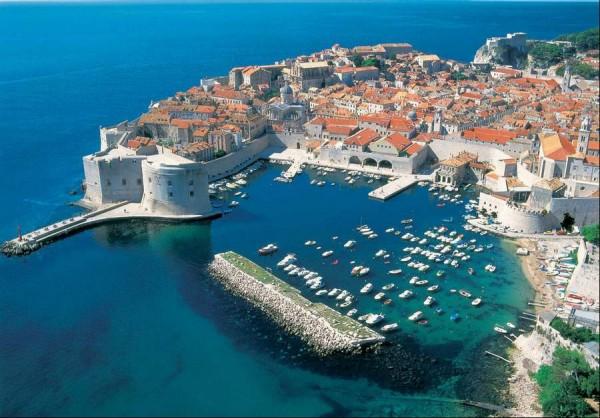 Курортные города Хорватии