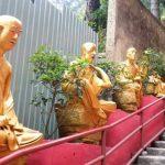 Монастырь 10000 Будд в Гонконге