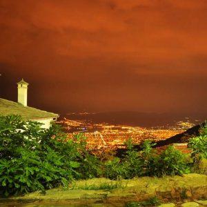 Город Волос в Греции