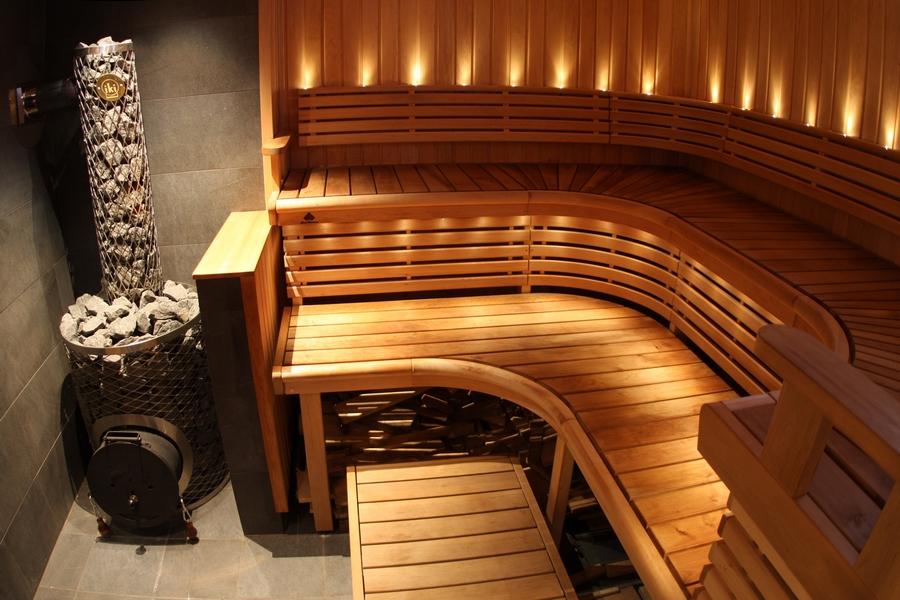 Главное место в бане, ради которого собственно и затевается строительство, это