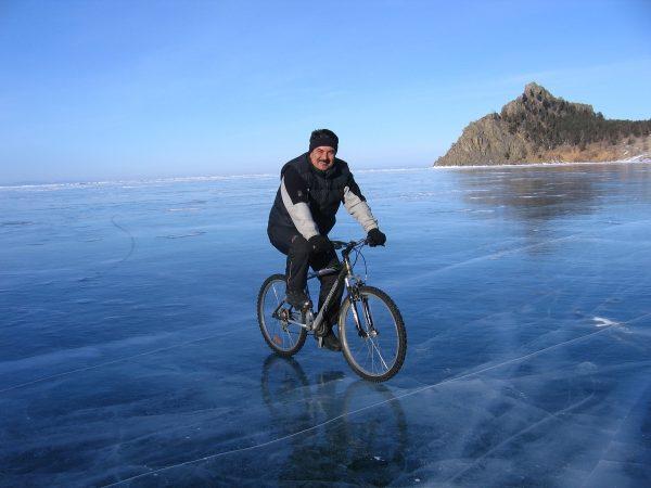 Где можно отдохнуть в России. Байкал