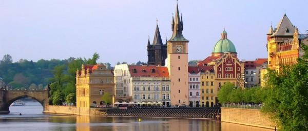 Поездка в Чехию на Новый год