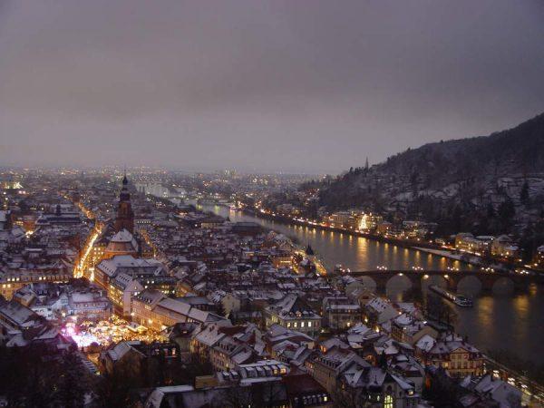 Отдых в Германии зимой