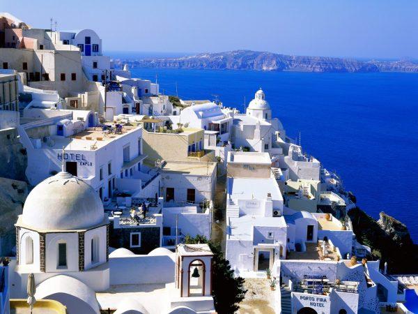 Отзыв о поездке в Грецию