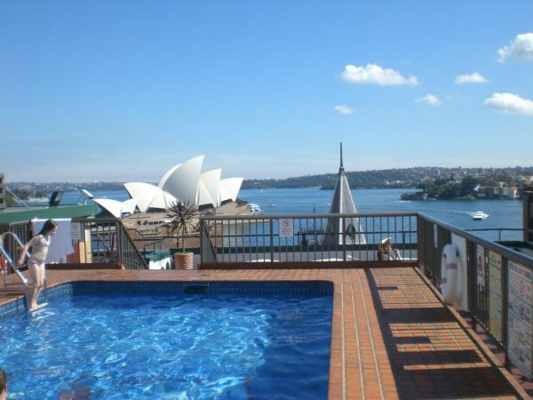 Отель Old Sydney Holiday Inn