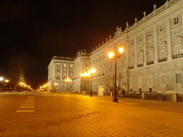 Мадрид - город испанских королей