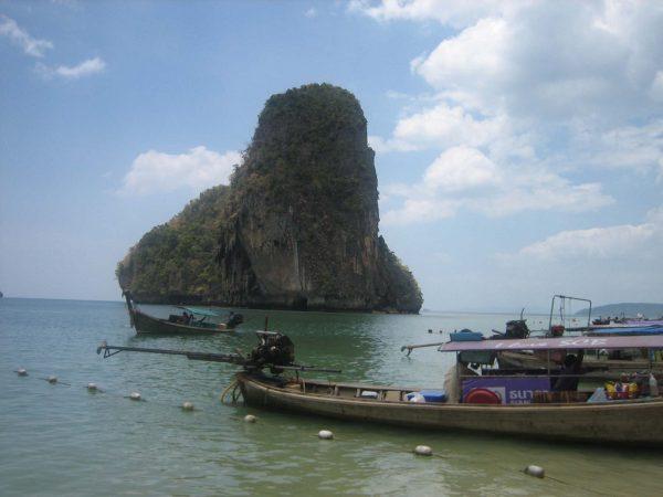 Остров Краби в Тайланде (photo by Rainer Falle)