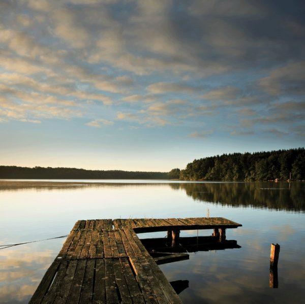 Пальчиковые озера