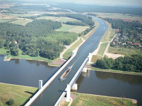Магдебургский мост (photo by shgtkshruch)