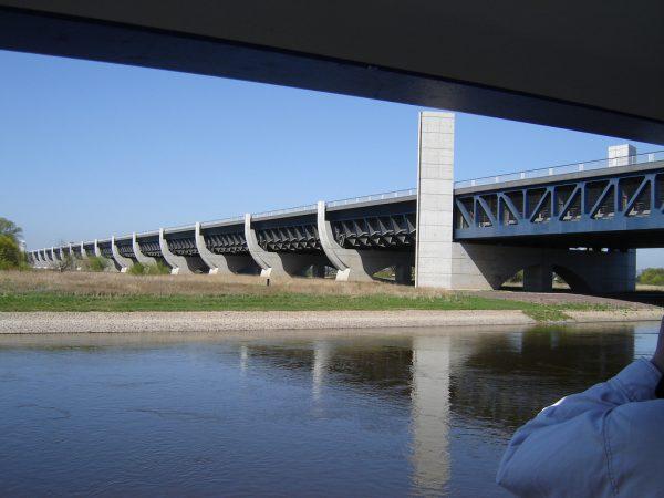 Магдебургский мост (photo by Matthias17)