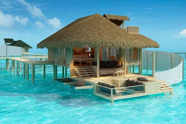 Дешевые отели на Мальдивах
