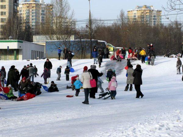 Куда сходить в Москве зимой