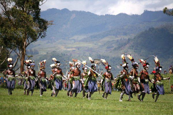 Папуа Новая Гвинея - википедия