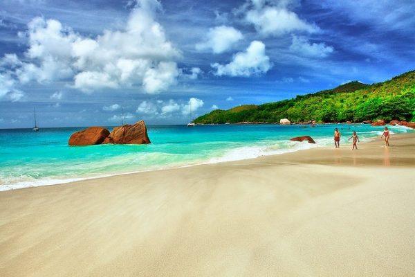 Сейшельские острова зимой