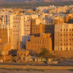 Пустынный Манхэттен в Йемене