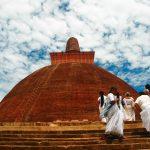 Святыни древней столицы Шри-Ланки