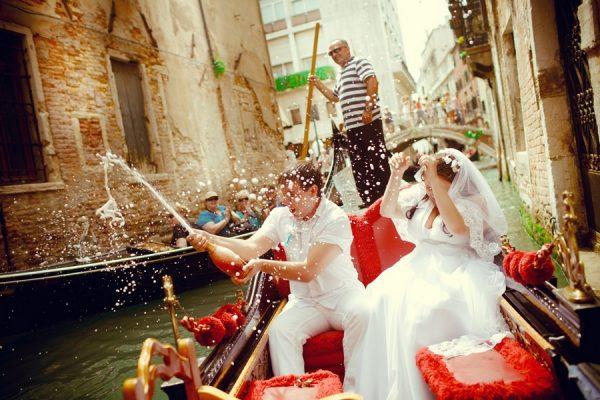 Свадебное путешествие в феврале